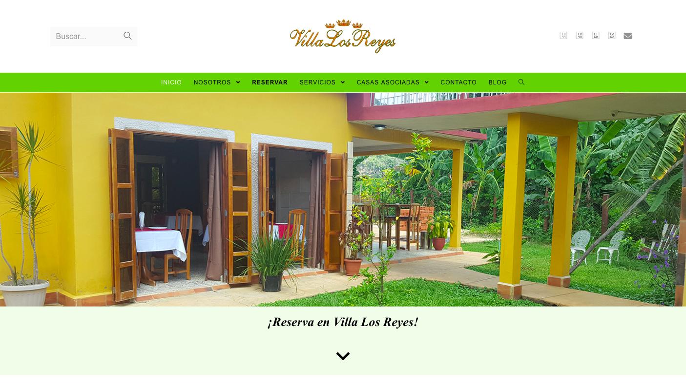 Diseño de página web para alojamiento de renta. desarrollado por Yoe Riba