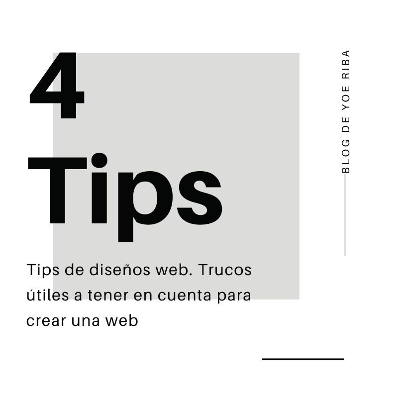 Métodos o trucos para crear una web