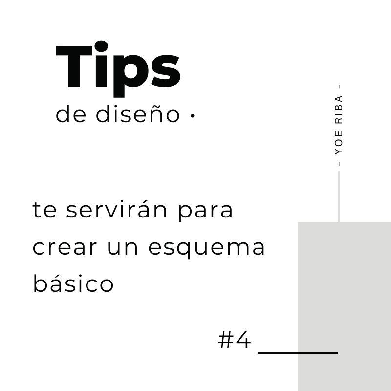 Tip cuatro para crear una web