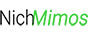 Logo de Nich Mimos, diseñado por Yoe