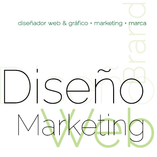 Imagen de la web sobre servicios de diseño y creación web, marketing, posicionamiento